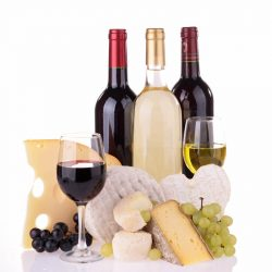 Wine and cheese bundle from Busy Burro