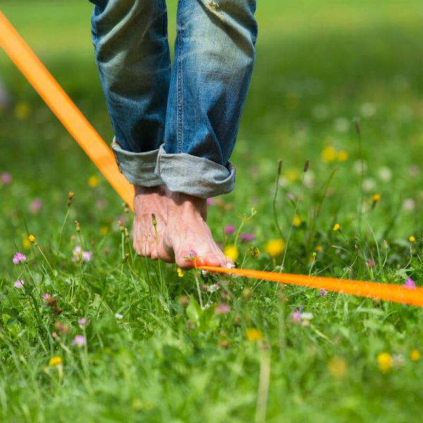 Rent a Slack Line from Busy Burro for your vacation