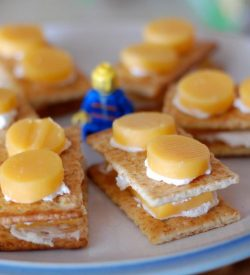 Busy Burro Hangry Kids Cheese Snacks
