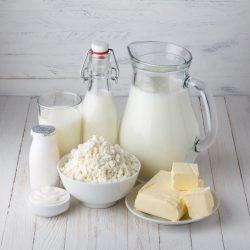 Dairy & Dairy-free Alternatives