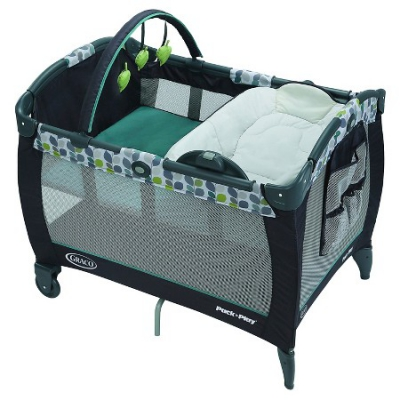Busy Burro has the Pack-N-Play with Changer available to rent for your vacation