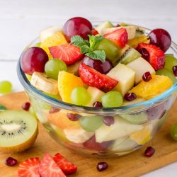 Delicious fruit from Busy Burro's Fruit Package