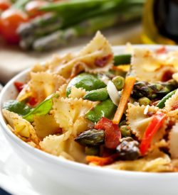 Busy Burro Dinner Package: Veggie Pasta Primavera